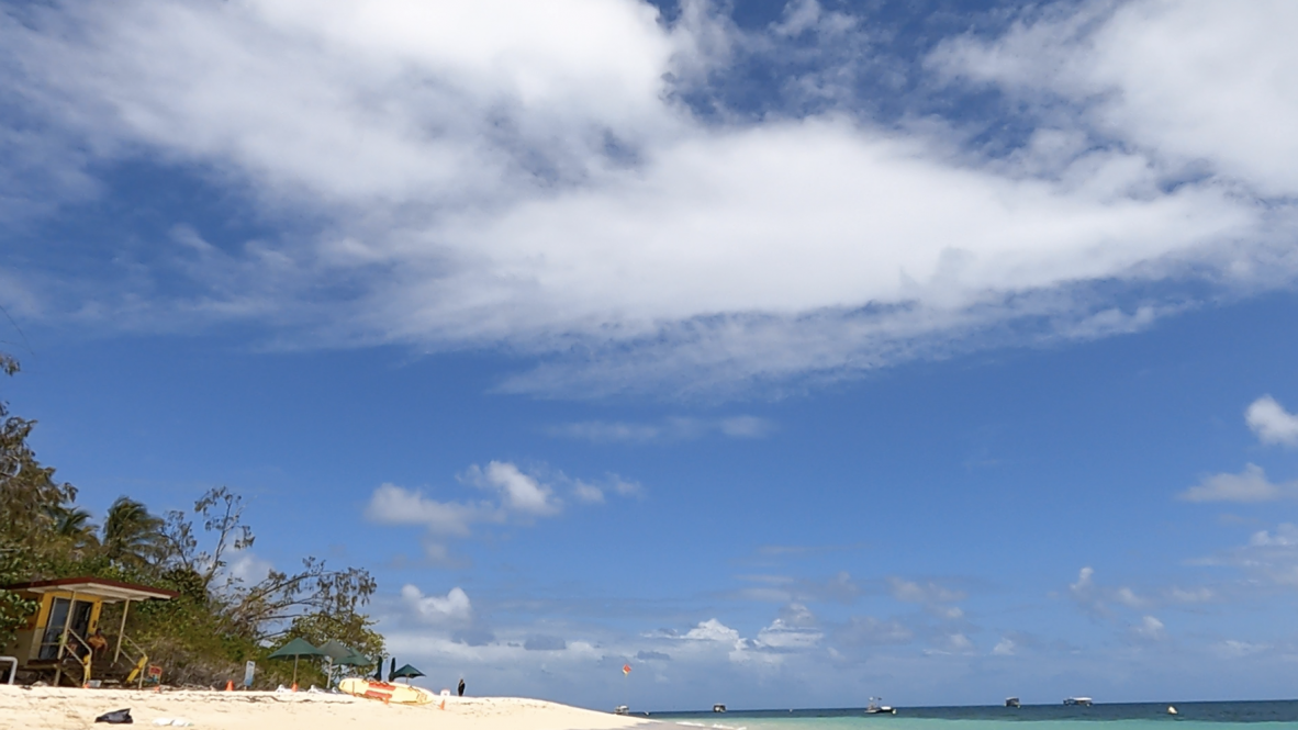 世界さまぁ〜リゾート・ビーチウォーカー「グリーン島」